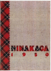 1950 Edition, Carroll University - Hinakaga Yearbook (Waukesha, WI)