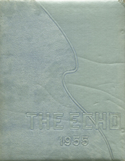 1955 Edition, Goodman High School - Echo Yearbook (Goodman, WI)