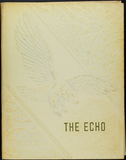 1959 Edition, Goodman High School - Echo Yearbook (Goodman, WI)