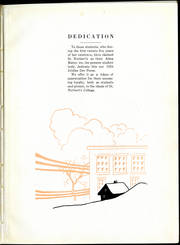 Page 9, 1924 Edition, St Norbert College - Des Peres Yearbook (De Pere, WI) online yearbook collection