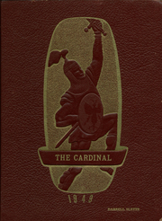 1949 Edition, Blair High School - Cardinal Yearbook (Blair, WI)
