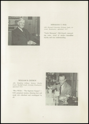 Page 11, 1948 Edition, Milwaukee Country Day School - Arrow Yearbook (Milwaukee, WI) online yearbook collection