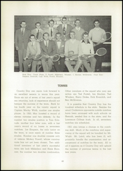 Page 54, 1951 Edition, Milwaukee Country Day School - Arrow Yearbook (Milwaukee, WI) online yearbook collection