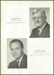 Page 12, 1952 Edition, Milwaukee Country Day School - Arrow Yearbook (Milwaukee, WI) online yearbook collection