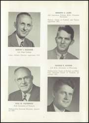 Page 13, 1952 Edition, Milwaukee Country Day School - Arrow Yearbook (Milwaukee, WI) online yearbook collection