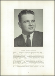 Page 16, 1952 Edition, Milwaukee Country Day School - Arrow Yearbook (Milwaukee, WI) online yearbook collection
