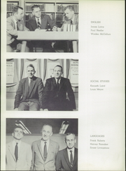 Page 12, 1958 Edition, Milwaukee Country Day School - Arrow Yearbook (Milwaukee, WI) online yearbook collection