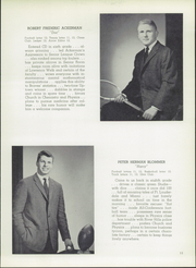 Page 17, 1958 Edition, Milwaukee Country Day School - Arrow Yearbook (Milwaukee, WI) online yearbook collection