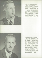 Page 14, 1959 Edition, Milwaukee Country Day School - Arrow Yearbook (Milwaukee, WI) online yearbook collection