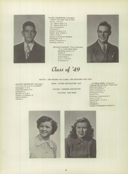 Page 12, 1949 Edition, Nelson High School - Viking Yearbook (Nelson, WI) online yearbook collection