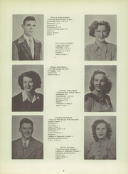 Page 13, 1949 Edition, Nelson High School - Viking Yearbook (Nelson, WI) online yearbook collection