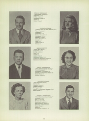 Page 15, 1949 Edition, Nelson High School - Viking Yearbook (Nelson, WI) online yearbook collection