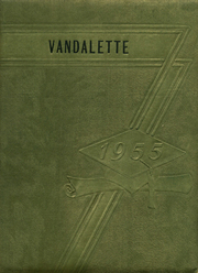 Page 1, 1955 Edition, South Wayne High School - Vandalette Yearbook (South Wayne, WI) online yearbook collection