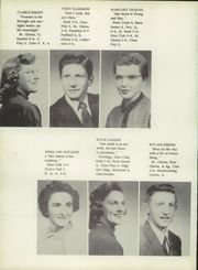 Page 10, 1955 Edition, South Wayne High School - Vandalette Yearbook (South Wayne, WI) online yearbook collection