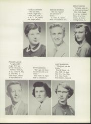 Page 11, 1955 Edition, South Wayne High School - Vandalette Yearbook (South Wayne, WI) online yearbook collection