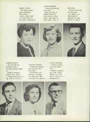 Page 12, 1955 Edition, South Wayne High School - Vandalette Yearbook (South Wayne, WI) online yearbook collection