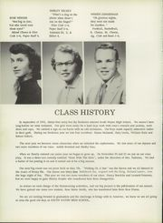 Page 14, 1955 Edition, South Wayne High School - Vandalette Yearbook (South Wayne, WI) online yearbook collection