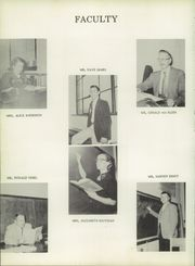 Page 8, 1955 Edition, South Wayne High School - Vandalette Yearbook (South Wayne, WI) online yearbook collection