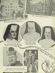 Page 11, 1951 Edition, St Joseph Academy - Echo Yearbook (Stevens Point, WI) online yearbook collection