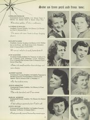 Page 17, 1951 Edition, St Joseph Academy - Echo Yearbook (Stevens Point, WI) online yearbook collection