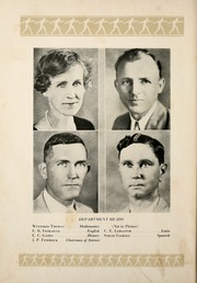 Page 10, 1930 Edition, San Jacinto High School - El Oroso Yearbook (Houston, TX) online yearbook collection