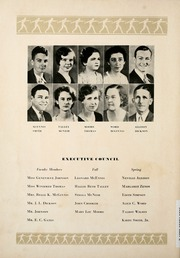Page 12, 1930 Edition, San Jacinto High School - El Oroso Yearbook (Houston, TX) online yearbook collection