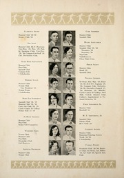 Page 16, 1930 Edition, San Jacinto High School - El Oroso Yearbook (Houston, TX) online yearbook collection