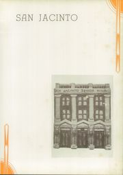 Page 11, 1935 Edition, San Jacinto High School - El Oroso Yearbook (Houston, TX) online yearbook collection