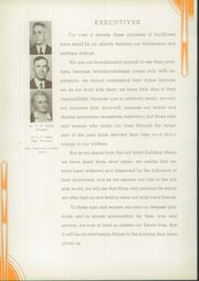 Page 14, 1935 Edition, San Jacinto High School - El Oroso Yearbook (Houston, TX) online yearbook collection