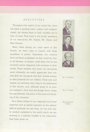 Page 15, 1937 Edition, San Jacinto High School - El Oroso Yearbook (Houston, TX) online yearbook collection