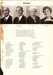 Page 13, 1940 Edition, San Jacinto High School - El Oroso Yearbook (Houston, TX) online yearbook collection