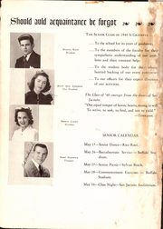 Page 16, 1940 Edition, San Jacinto High School - El Oroso Yearbook (Houston, TX) online yearbook collection