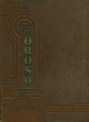 San Jacinto High School - El Oroso Yearbook (Houston, TX) online yearbook collection, 1947 Edition, Page 1
