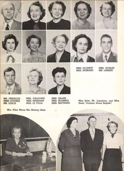 Page 16, 1951 Edition, San Jacinto High School - El Oroso Yearbook (Houston, TX) online yearbook collection