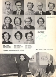 Page 17, 1951 Edition, San Jacinto High School - El Oroso Yearbook (Houston, TX) online yearbook collection