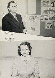 Page 12, 1953 Edition, San Jacinto High School - El Oroso Yearbook (Houston, TX) online yearbook collection
