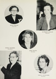 Page 13, 1953 Edition, San Jacinto High School - El Oroso Yearbook (Houston, TX) online yearbook collection