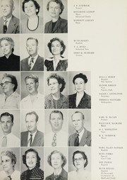 Page 15, 1953 Edition, San Jacinto High School - El Oroso Yearbook (Houston, TX) online yearbook collection