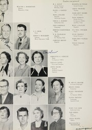 Page 16, 1953 Edition, San Jacinto High School - El Oroso Yearbook (Houston, TX) online yearbook collection