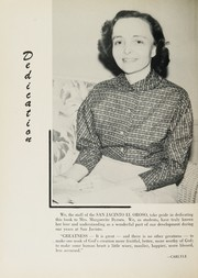 Page 6, 1953 Edition, San Jacinto High School - El Oroso Yearbook (Houston, TX) online yearbook collection