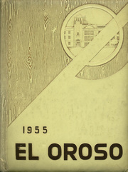 Page 1, 1955 Edition, San Jacinto High School - El Oroso Yearbook (Houston, TX) online yearbook collection