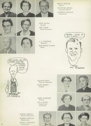Page 12, 1955 Edition, San Jacinto High School - El Oroso Yearbook (Houston, TX) online yearbook collection