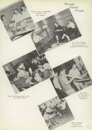 Page 15, 1955 Edition, San Jacinto High School - El Oroso Yearbook (Houston, TX) online yearbook collection