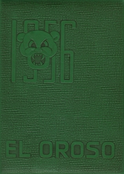 Page 1, 1956 Edition, San Jacinto High School - El Oroso Yearbook (Houston, TX) online yearbook collection