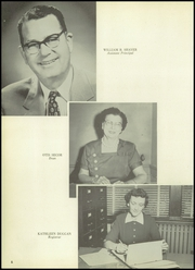 Page 10, 1956 Edition, San Jacinto High School - El Oroso Yearbook (Houston, TX) online yearbook collection