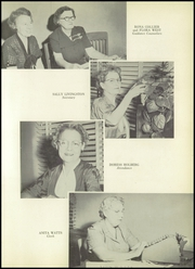 Page 11, 1956 Edition, San Jacinto High School - El Oroso Yearbook (Houston, TX) online yearbook collection