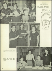 Page 12, 1956 Edition, San Jacinto High School - El Oroso Yearbook (Houston, TX) online yearbook collection