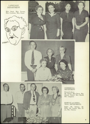 Page 13, 1956 Edition, San Jacinto High School - El Oroso Yearbook (Houston, TX) online yearbook collection