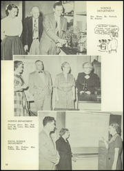 Page 14, 1956 Edition, San Jacinto High School - El Oroso Yearbook (Houston, TX) online yearbook collection