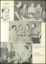 Page 15, 1956 Edition, San Jacinto High School - El Oroso Yearbook (Houston, TX) online yearbook collection